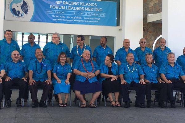 Forum des îles du Pacifique sud