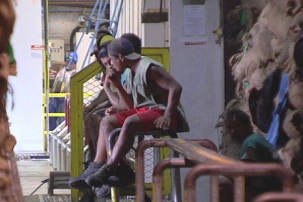Huilerie de Tahiti : la grève est levée, le travail toujours à l'arrêt
