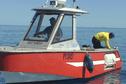 [Mise à jour] Laurent Bourgnon : faute de carburant, aucun bateau n'a quitté l'atoll de Fakarava ce matin