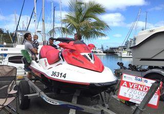Premier salon Nauti'Cal du bateau d'occasion, Nouméa, 24 août