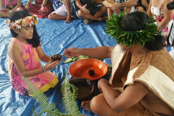 Journée polynésienne à Moorea