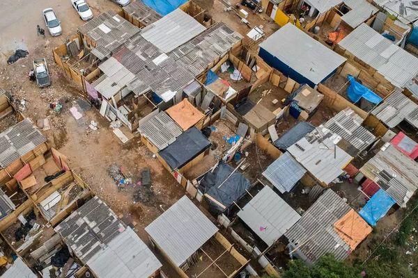 Favela Sao Paulo juillet 2020 AFP