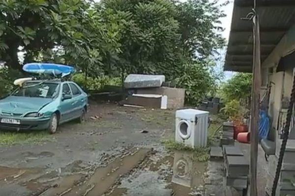 Les sinistrés de Hitiaa en attente d'aides