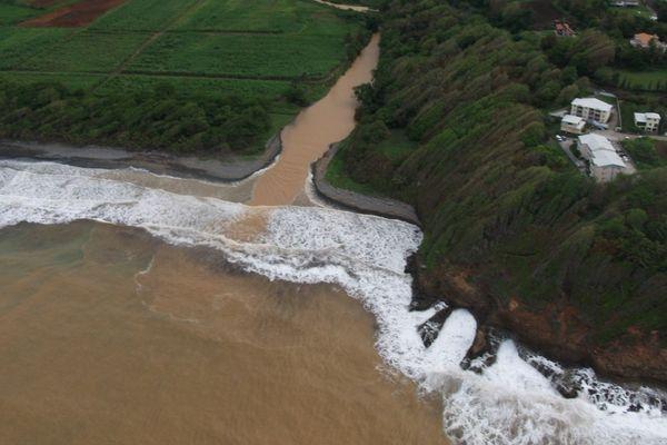 La rivière du Lorrain