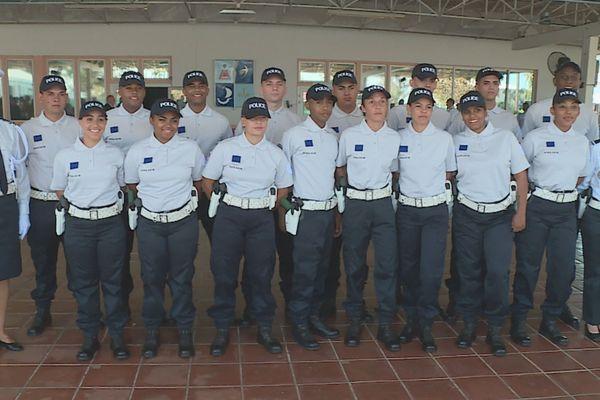 14ème promotion des cadets de la République