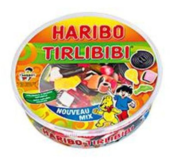 Bonbons Haribo lot retiré des rayons