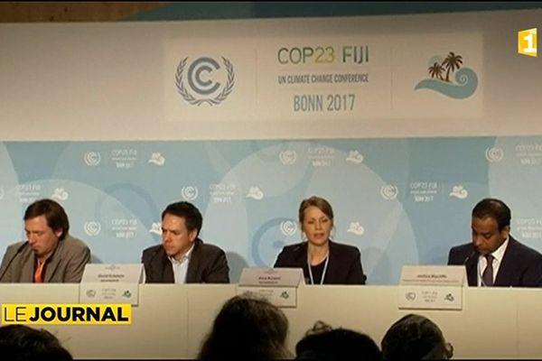 COP 23 : Un rapport pointe du doigt la situation d'Haïti et des Fidji