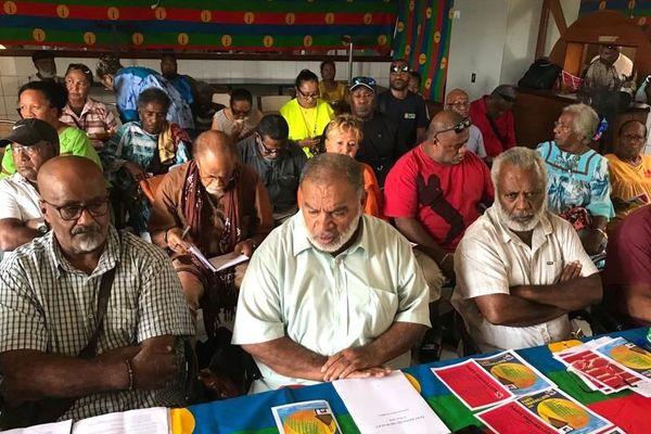 Municipales 2020 : appels au vote du Parti travailliste, Vallée-du-Tir, 3 mars