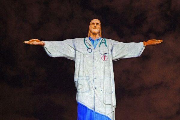 Christ rio coronavirus