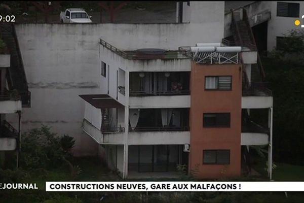 Immobilier : victimes de malfaçons, ils se tournent vers la justice