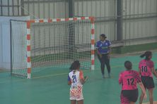 Handball féminin en Martinique.
