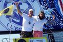 Transat en double : Miguel Danet et Eric Peron à fond vers Saint-Barthélemy