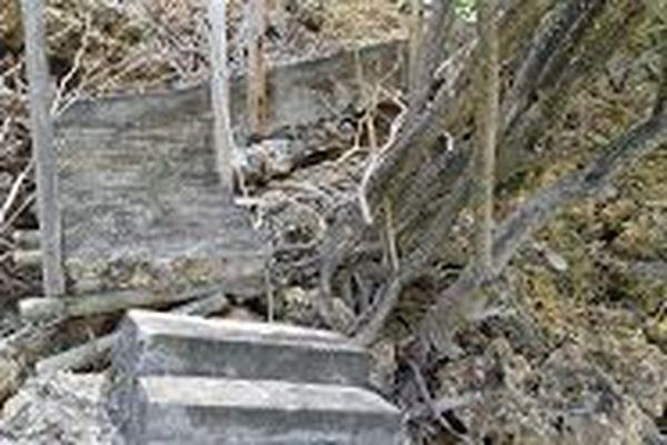 Escalier face