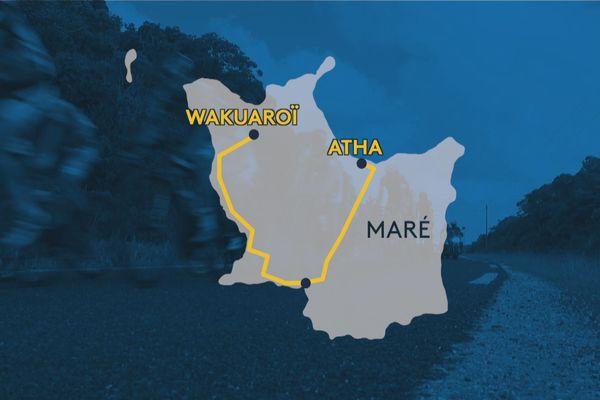 étapes Tour Air france 2019 : Maré atha wakuaroï
