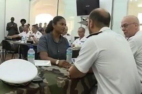 20 jeunes ont signé avec l'armée le 7 mai