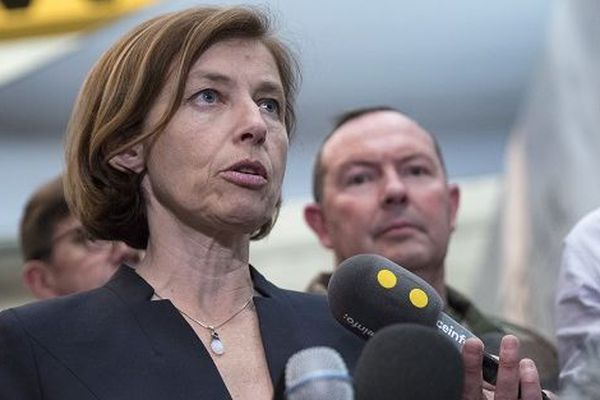 Florence Parly, ministre de la défense