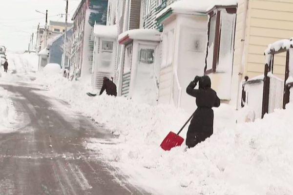 neige saint-pierre janvier 2021