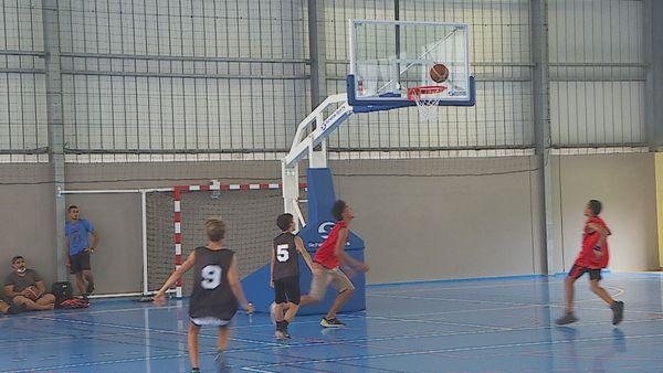nouveau complexe sportif Hitiaa