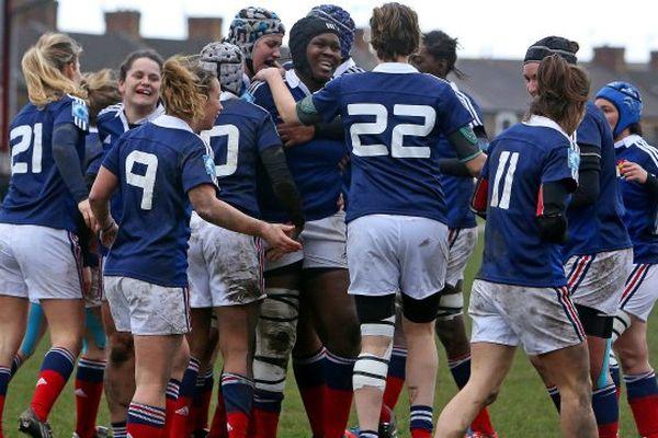 Equipe féminine de rugby