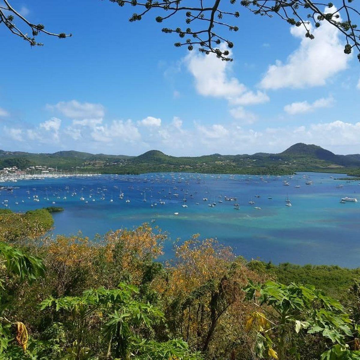 Météo : retour au vert sur les côtes de Martinique
