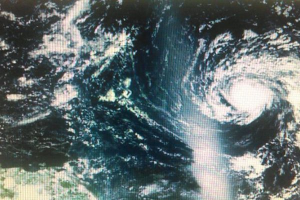 Situation actuelle de l'ouragan Irma