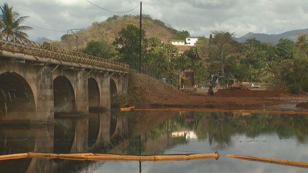 Ancien pont de la Dumbéa