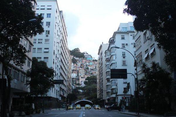 A Rio, la favela brésilienne de Cantagalo - Pavão-Pavãozinho