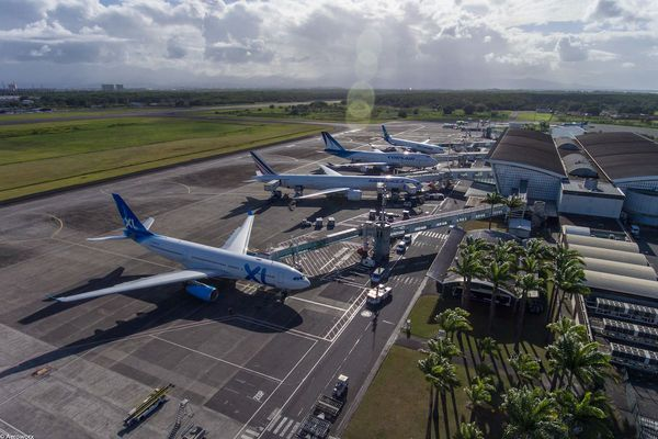 Aéroport pole Caraibe