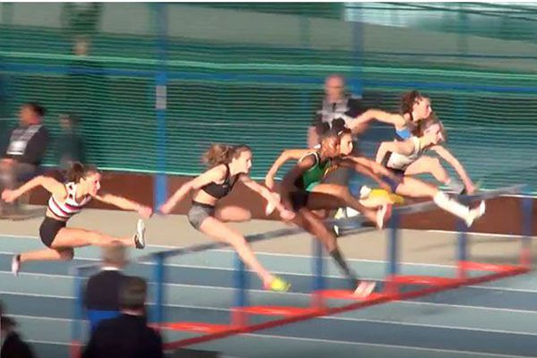 Athlétisme : Laeticia Bapté