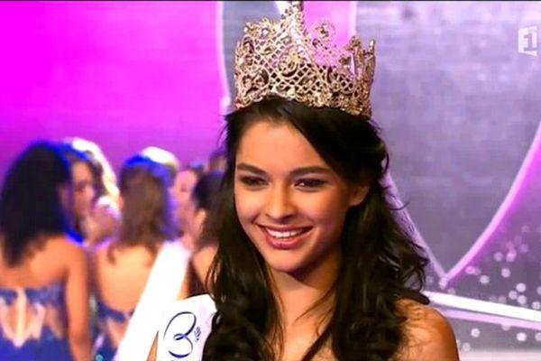 Azuima Issa, Miss Réunion 2015