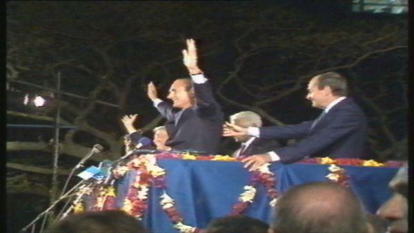 Chirac et la NC