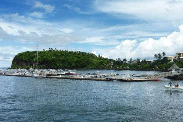 Port de Mayotte