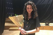 Doriane Arsicaud, qui a grandi à La Réunion, est arrivée troisième à la finale 2021 du concours Eloquentia.
