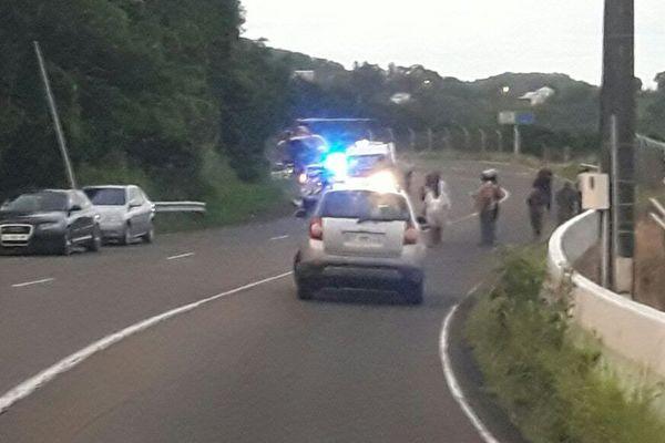 accident Sainte-Marie