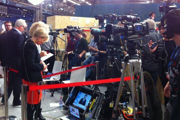 Journalistes à la COP21