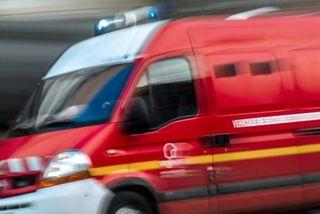camion de pompiers / fait divers