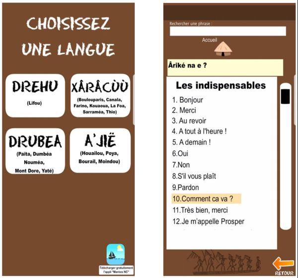 Le traducteur ALK pour téléphones et tablettes.