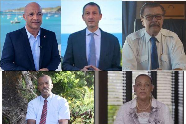Voeux des élus 2021