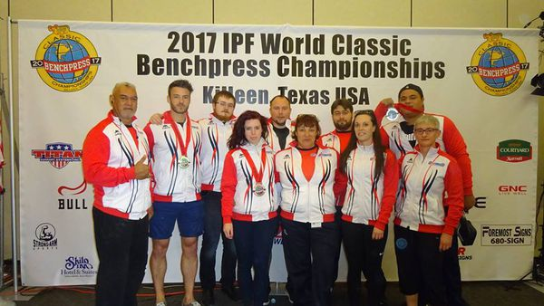 Patelisio Paagalua championnats du monde force athlétique