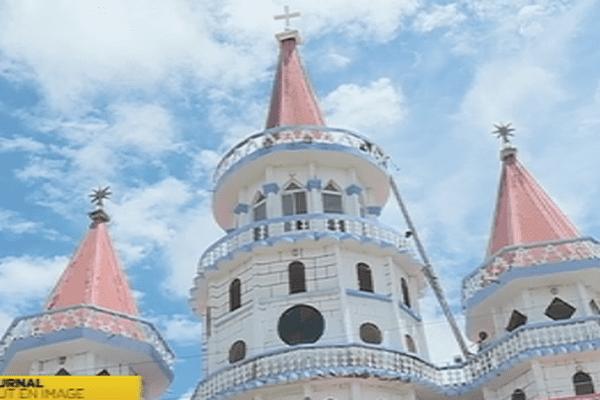 L'église de Sigave repeinte pour les fêtes