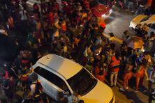 Le vidé du mardi-gras a regroupé plus de 10 000 personnes.
