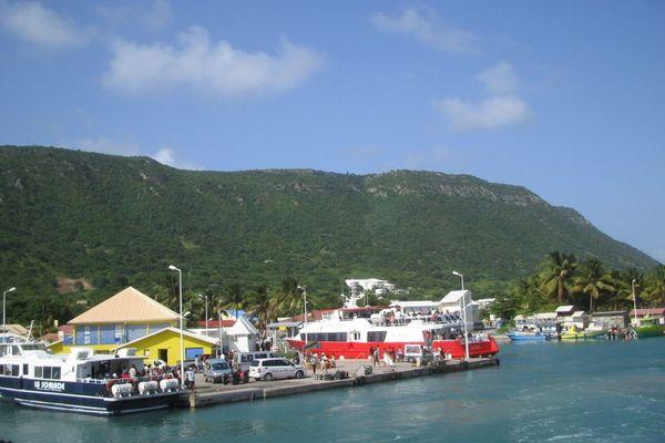 Port de la Désirade