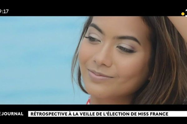 Miss France : le grand jour pour Vaimalama Chaves ?