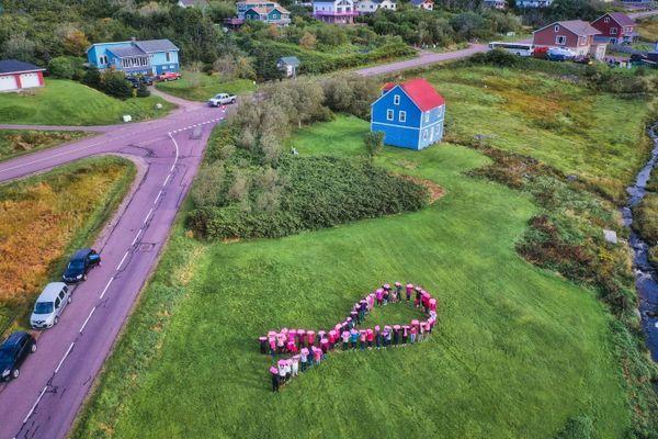 Un ruban rose pour lutter contre le cancer du sein