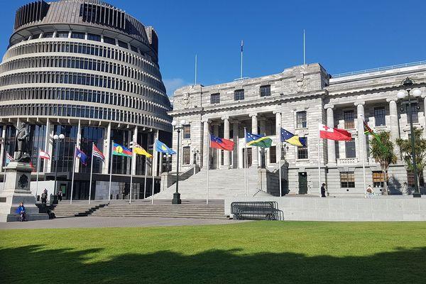 Parlement Nouvelle Zélande