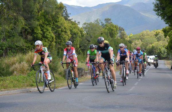 Au Tour d'Elles 2019, tour cycliste féminin, La Foa-Bourail