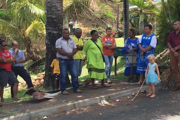 Houailou : Un an après l'éboulement mortel