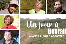 Portraits de cinq agriculteurs originaires de Bourail