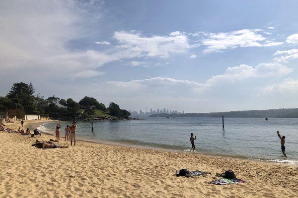Sydney. Camp Cove