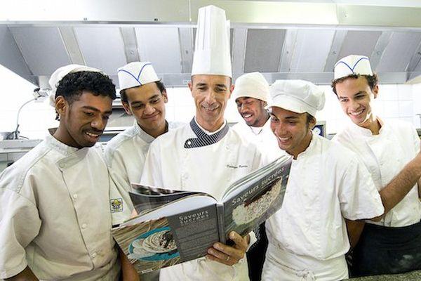world cook book award